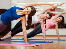 Hamburg Fitness Power Yoga