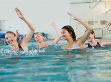 Hamburg Fitness Aqua Zumba Classes