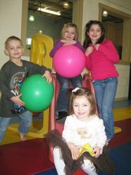 Hamburg Fitness On-Site Child Care