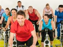 Hamburg Fitness Cycling Class