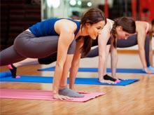 Hamburg Fitness Slow Flow Yoga