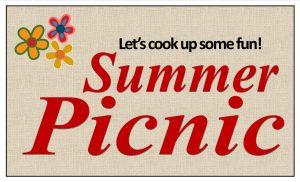 summer picnic 2017