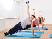 Hamburg Fitness Total Body Conditioning Classes