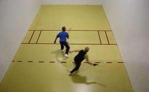 Hamburg Fitness Racquetball--Wallyball-Rentals