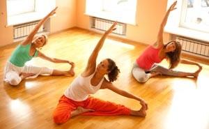 Hamburg Fitness Hot Yin Yoga
