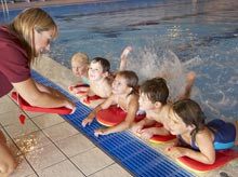 Hamburg Fitness Intro To Water Skills