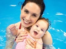 Hamburg Fitness Parent Tot Swim