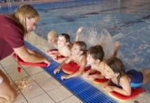 intro to swim class