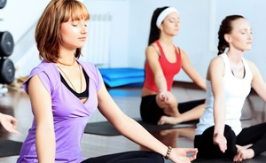 yoga and meditation classes