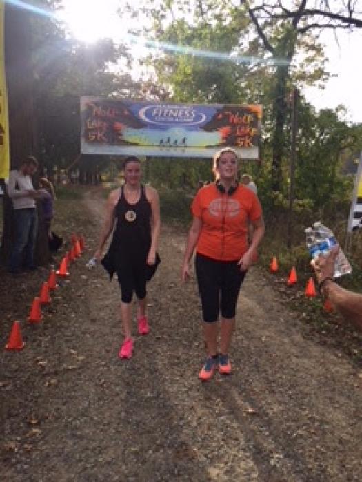 Wolf Lake 5k Trail Run