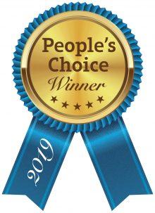 Peoples choice ribbon