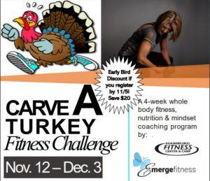 Carve a Turkey challenge 2019
