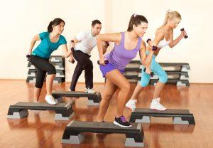 Hamburg Fitness class